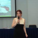 Takács Júlia, a CSR Hungary ügyvezető igazgatója, csr tanácsadó, az EMVFE (Első Magyar CSR Egyesület) elnöke