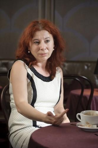 Takács Júlia, a CSR Hungary alapítója