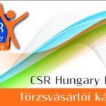 Újra igényelhető a CSR Hungary Klubkártya