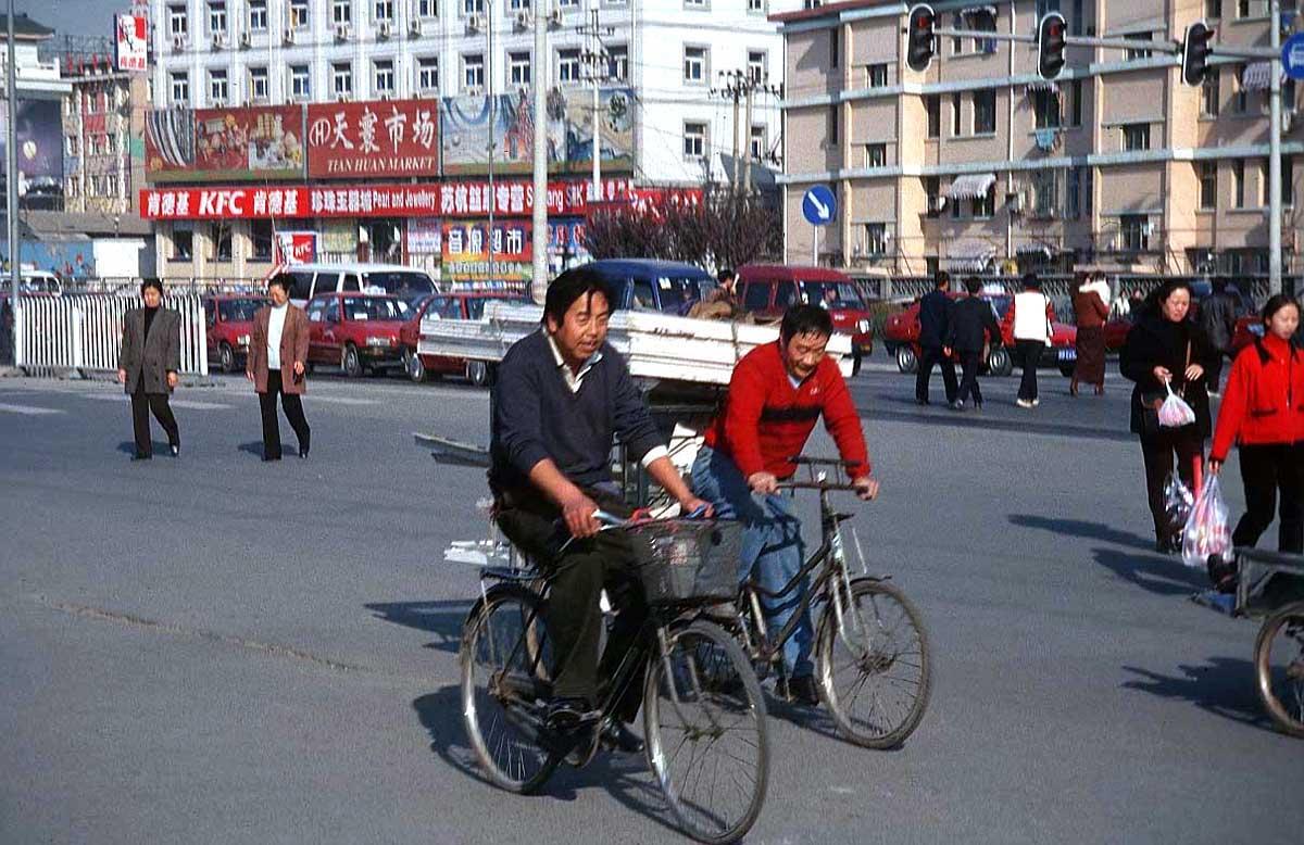 Szmog Kínában