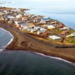 Víz alá kerül egy alaszkai falu a következő 10 évben