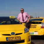 City Taxi a Holnap városáért