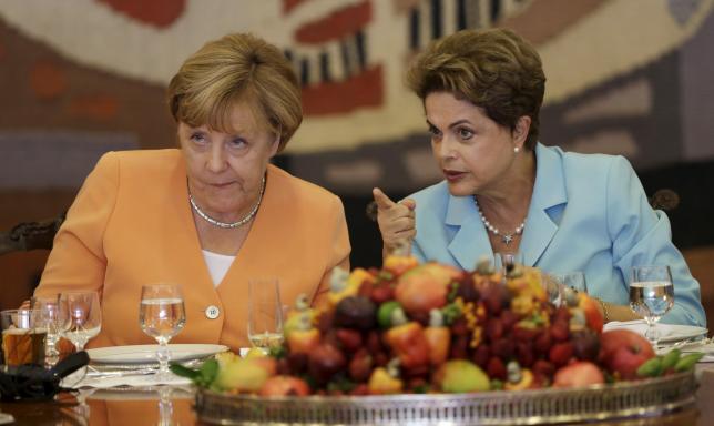 Németország és Brazília a klímaváltozás ellen