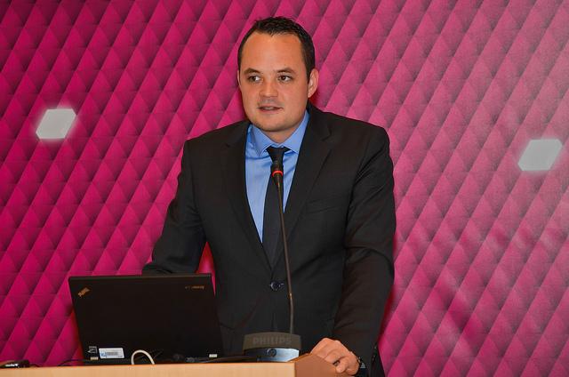 dr. Lenner Áron Márk belgazdaságért felelős helyettes államtitkár (Nemzetgazdasági Minisztérium) CSR Hungary 2015