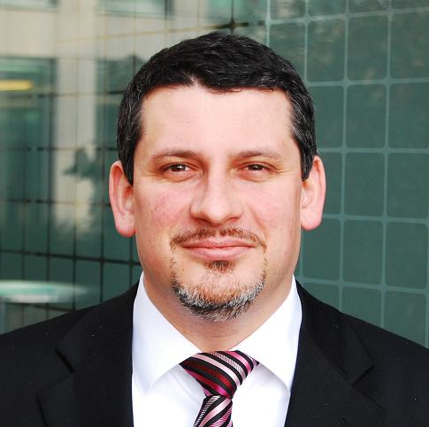 Csucska Péter, a Lexmark ITH Kft. ügyvezető igazgatója