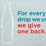 A Coca-Cola visszapótolja a gyártásban felhasznált vizet