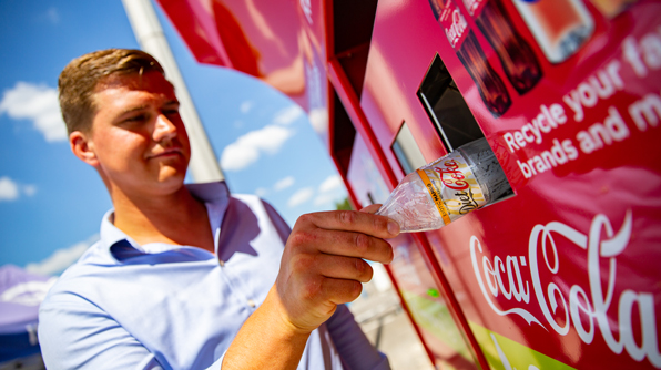 Coca-Cola Egyesült Királyság/újrahasznosítás