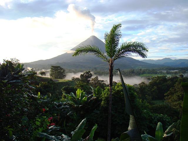 Costa Rica- megújuló energia