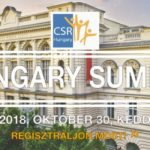 Jön a CSR Hungary Summit 2018