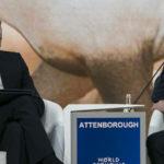 Vilmos herceg interjút készített David Attenborough-val